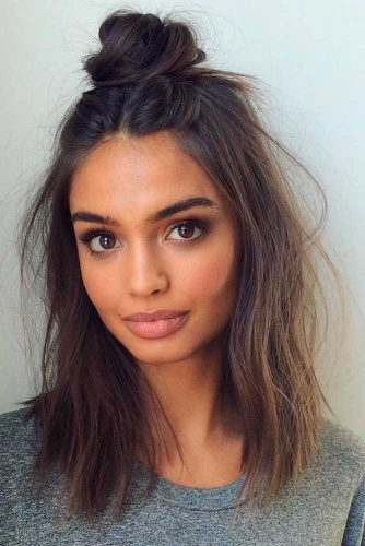 Trendy Shoulder Length Hairstyles for Everyday picture 4