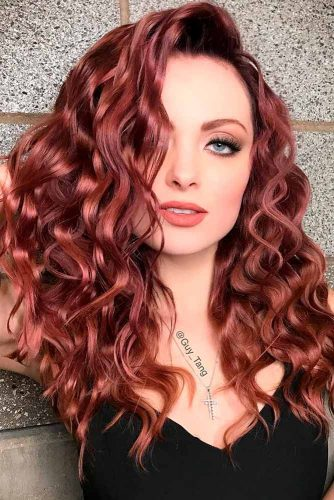 11. Chaotic Choppy Curls