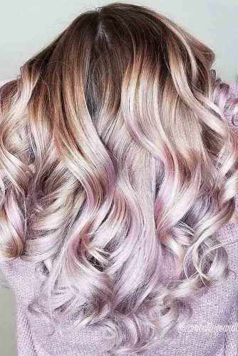 Long Tight Curls