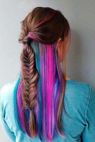 Colored Undertint