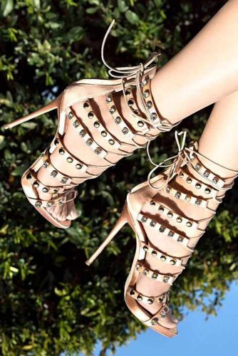 High Heels Strappy Sandals picture 3