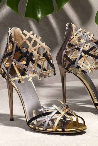 High Heels Strappy Sandals picture 4