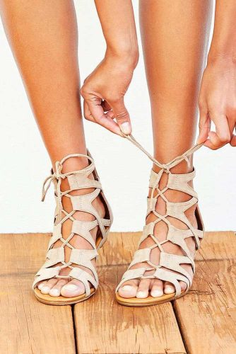 Popular Strappy Sandals Ideas picture 4