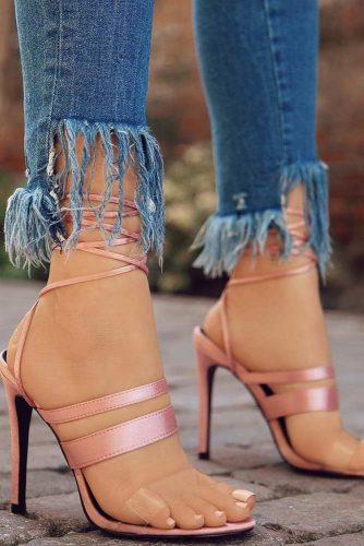 High Heels Strappy Sandals picture 5
