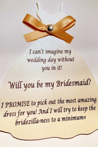 Original Proposal Cards for Your Bridesmaids pifcture 3