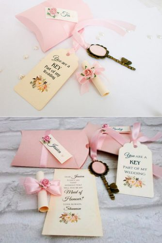 Original Proposal Cards for Your Bridesmaids pifcture 2