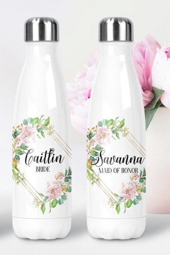 Personalized Water Bottle Design #waterbottle