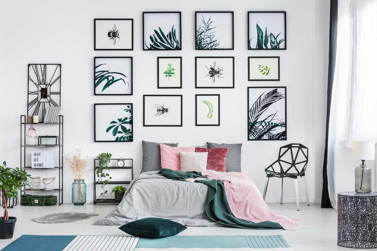 Creative Wall Decor Ideas To Make Up Your Home