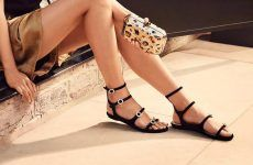 Designs of Strappy Sandals that Every Fashion Girl Should Try On