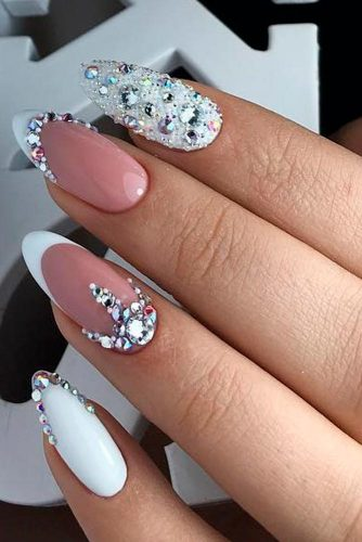 Chic Nail Arts for Beautiful Brides picture 2