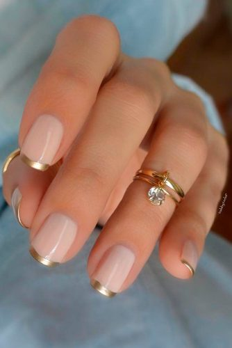 Chic Nail Arts for Beautiful Brides picture 3