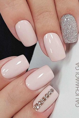 Stunning Wedding Nail Designs To Inspire You picture 6