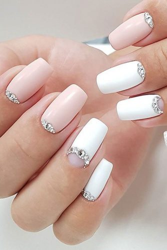 Stunning Wedding Nail Designs To Inspire You picture 5