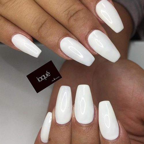 Beautiful Coffin Nail Ideas picture 4