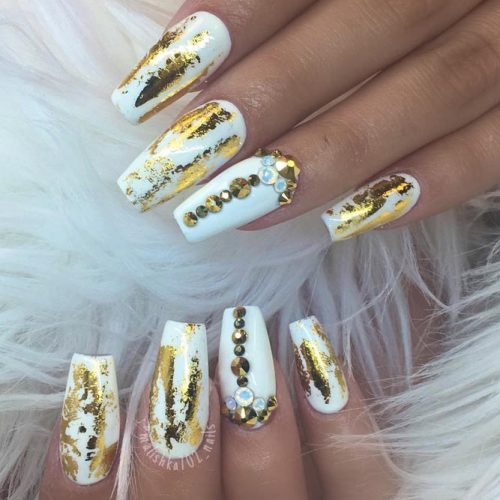 Beautiful Coffin Nail Ideas picture 5