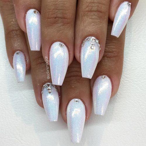 Amazing Designs For Coffin Nail Shape picture 6