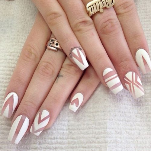 Beautiful Coffin Nail Ideas picture 1