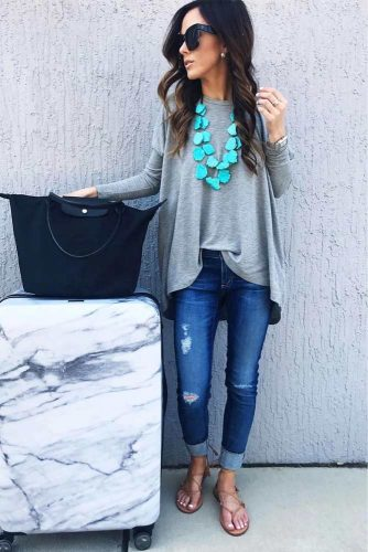 Popular Airport Outfit Ideas picture 1