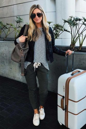 Trendy Airplane Casual Outfit Ideas picture 6