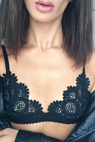 Black Bralette Ideas Every Babe Should to Try picture 3