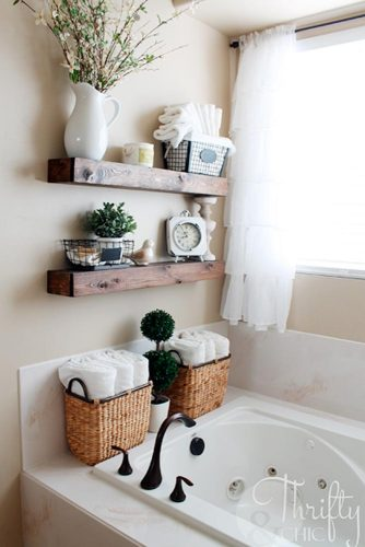 Stylish and Useful Bathroom Decorating picture 6