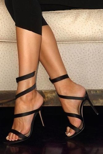 Sexy Strappy High Heels picture 6
