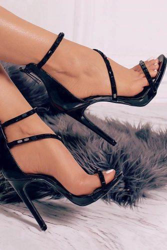 Cute Black Heels Designs picture 1