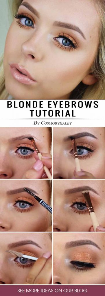 Easy Eyebrow Tutorial for Beginners
