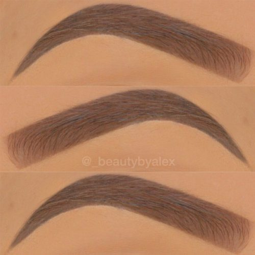 How to Get Perfect Eyebrows in a Simple Way picture 4