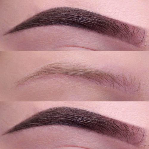 How to Get Perfect Eyebrows in a Simple Way picture 6