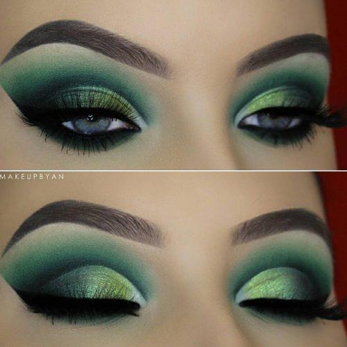 Smokey Teal Green