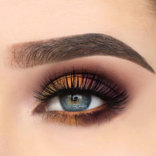 Pretty Eye Makeup for Any Occasion