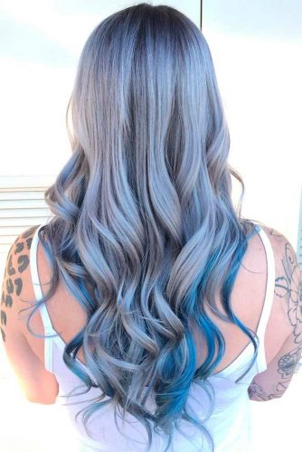 Denim Blue Babe