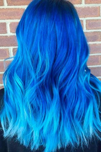 Icy Blue Waves