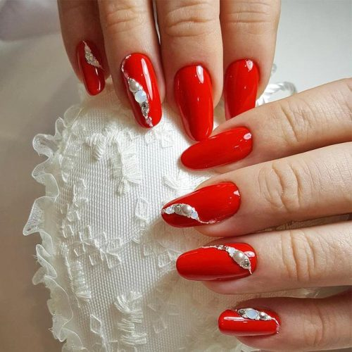 Perfect Red Nail Art Ideas picture 3