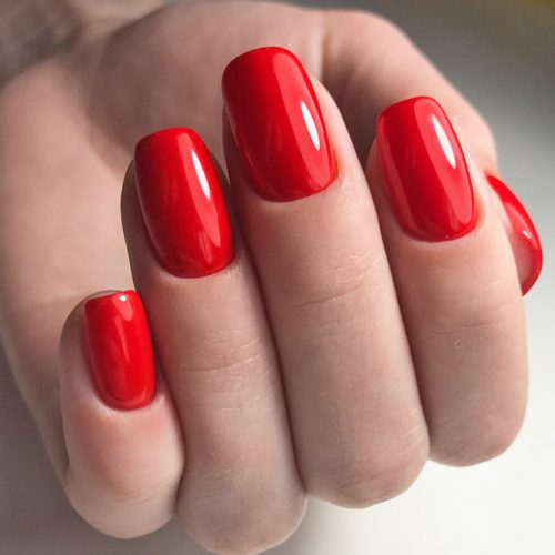 The Hottest Red Nail Designs picture 3