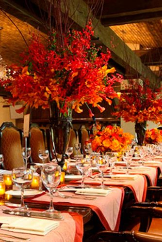 Amazing Fall Floral Design of Centerpieces picture 5
