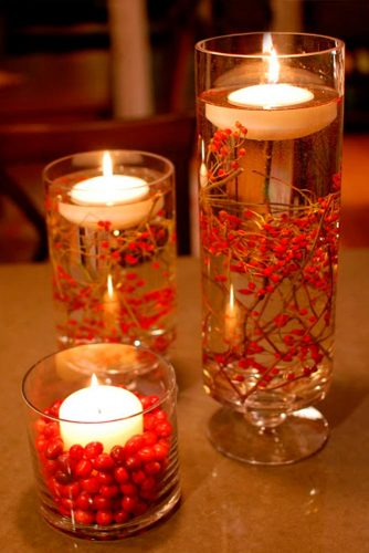 Romantic and Creative Ideas of Wedding Centerpieces picture 6