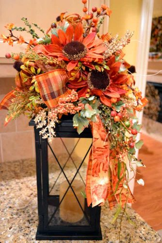 Romantic and Creative Ideas of Wedding Centerpieces picture 2