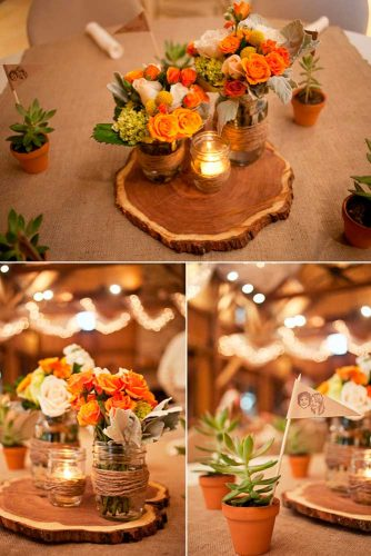 Amazing Fall Floral Design of Centerpieces picture 2