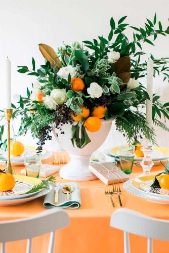 Amazing Fall Floral Design of Centerpieces picture 3