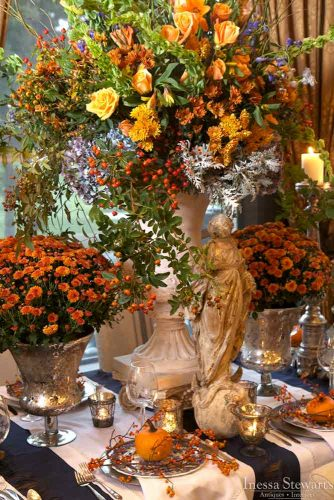 Romantic and Creative Ideas of Wedding Centerpieces picture 1