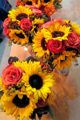 Amazing Fall Floral Design of Centerpieces picture 6