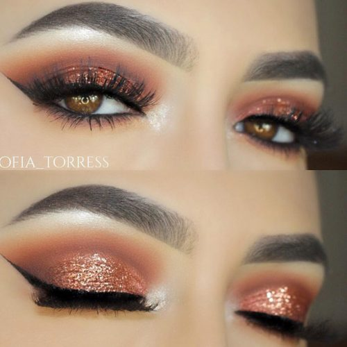 Copper and Brown