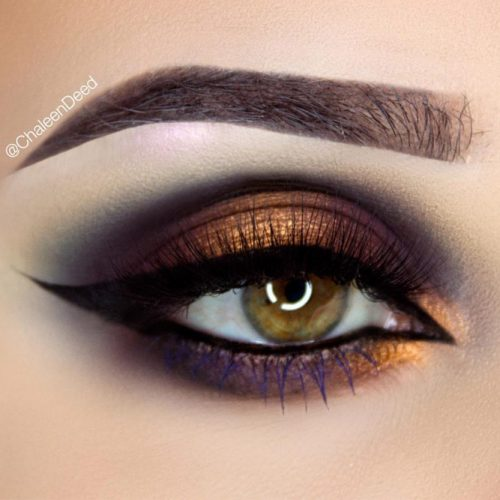 Perfect Color Combination for Green Eyes