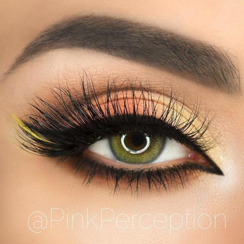 Amazing Makeup Idea with Liquid Eyeliner