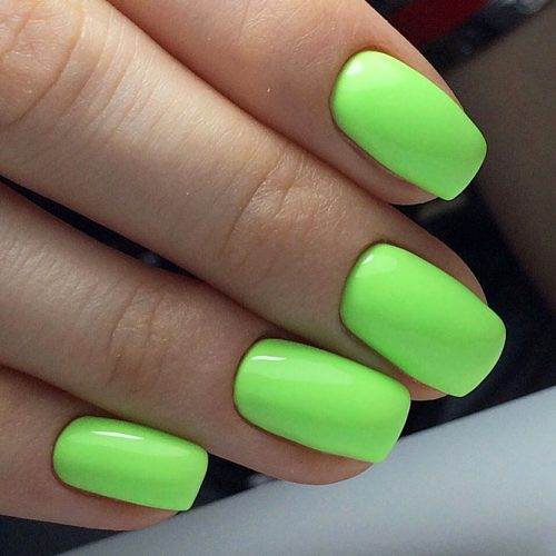 Soft Green Nail Shades picture 6
