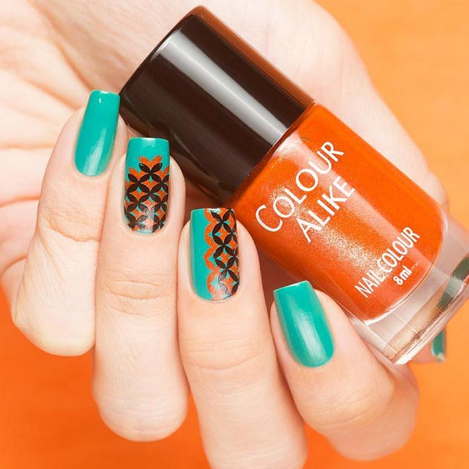 Stamping Ideas for Nail Designs picture3