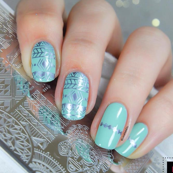 Stamping Ideas for Nail Designs picture1