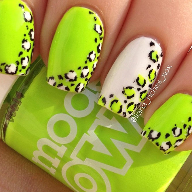 Soft Green Nail Shades picture 4